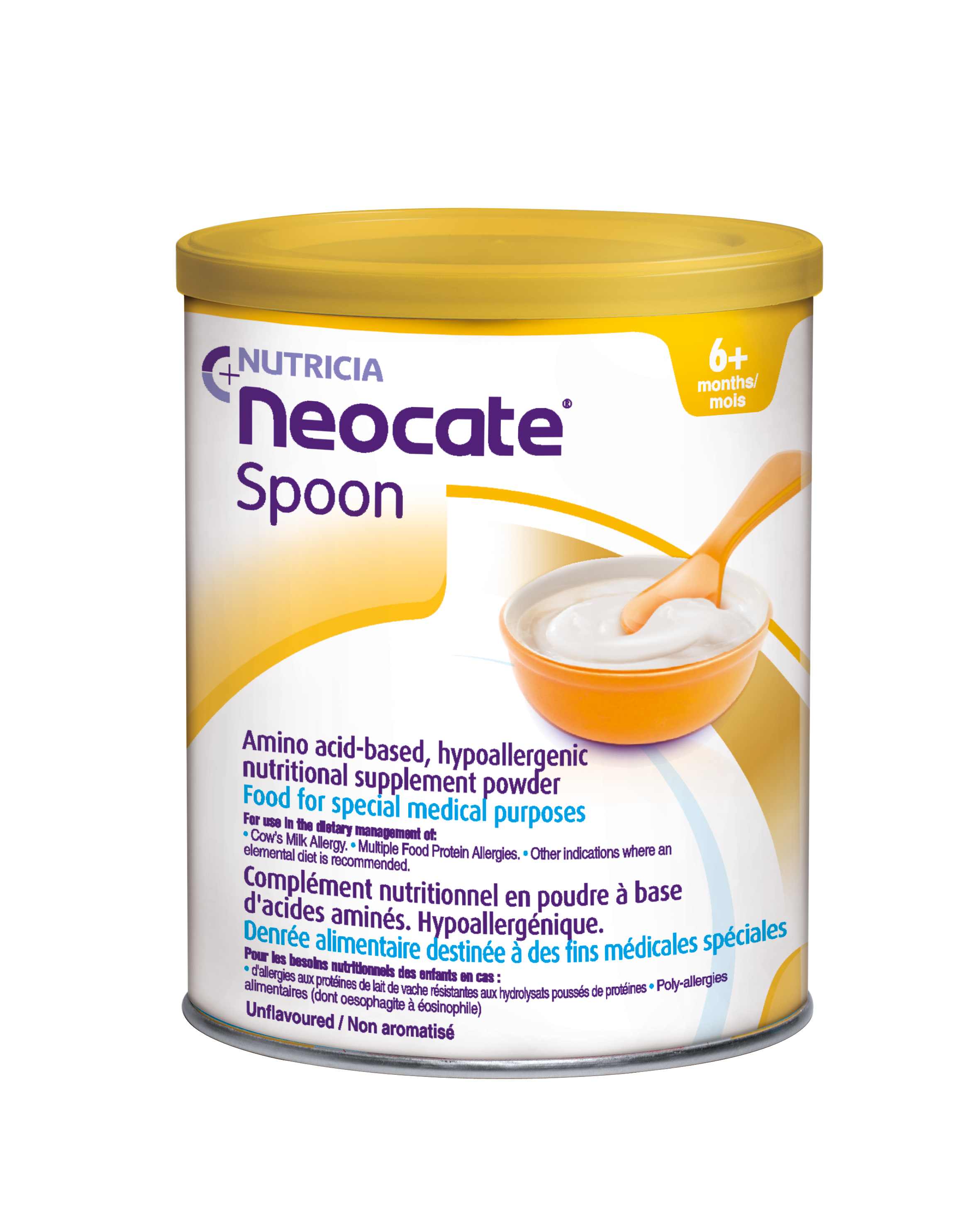 Image NEOCATE SPOON Pdr sol buv B/400g