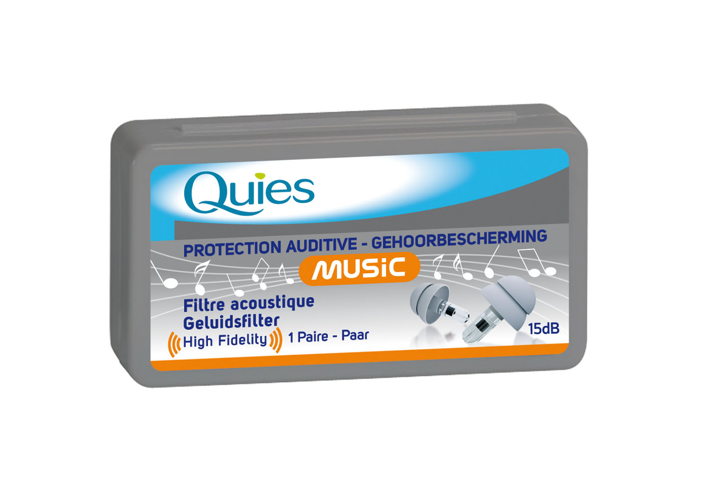 Image QUIES Protection auditive musique B/2