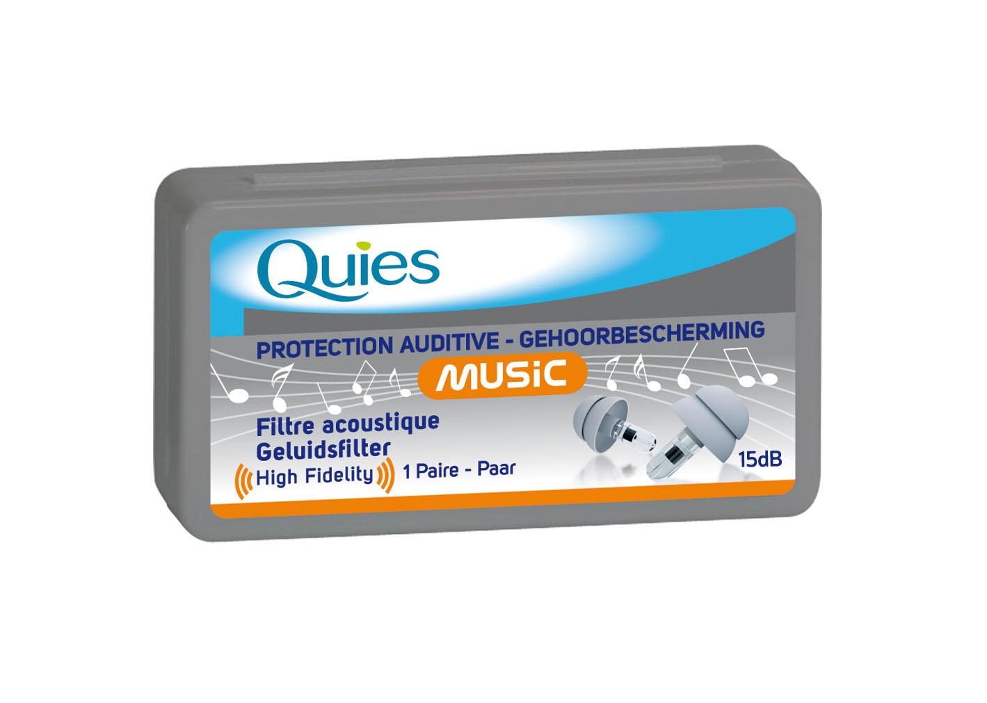 Image QUIES Protection auditive musique B/2