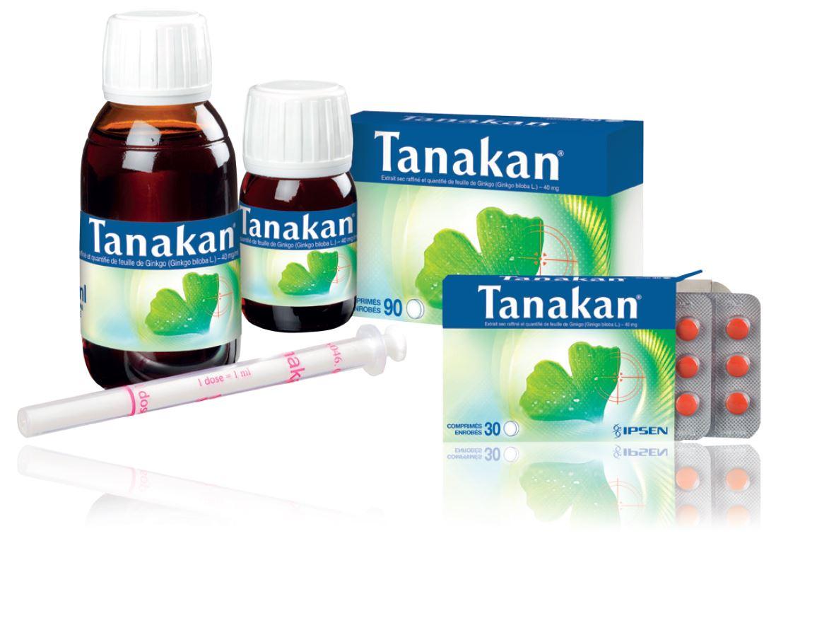 Image gamme TANAKAN cp enr et sol buv