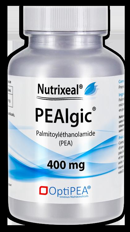 Image NUTRIXEAL PEALGIC Palmitoyléthanolamide OptiPEA Gél Fl/30