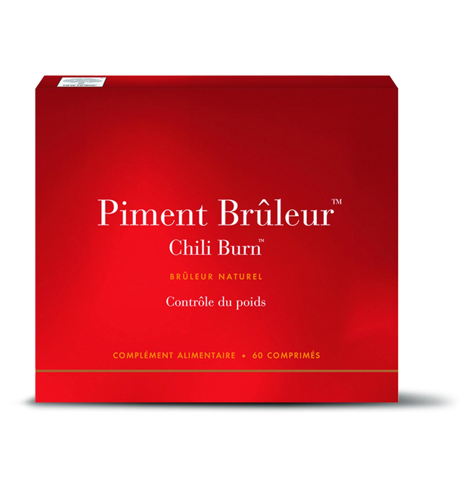 Image PIMENT BRULEUR Chili Burn Cpr brûle graisse B/60
