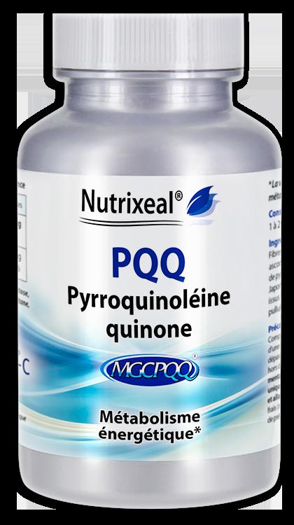 Image NUTRIXEAL PQQ Pyrroquinoléine-quinone Gél Fl/60