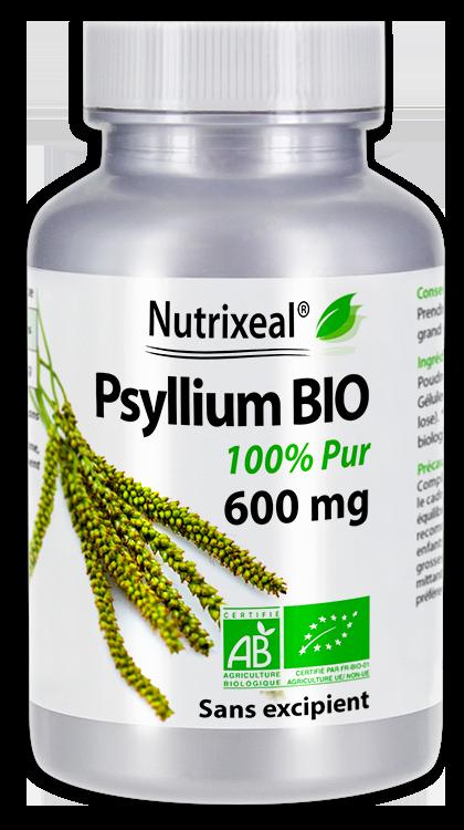 Image NUTRIXEAL Psyllium Bio Gél Fl/100