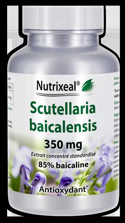 Image NUTRIXEAL Scutellaria baicalensis Baïcaline Gél Fl/90